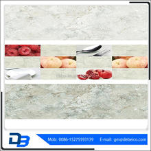Water proof acid-resistant china ceramic 3d wall tile modern decor