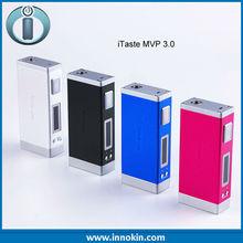 Innokin sub ohm 30W ecig 3800mah box mod itaste MVP3.0 vaporizer e cigarette