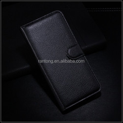 Hot sell new design pu leather cell phone case for sony xperia c