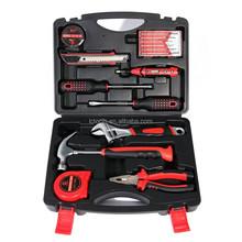 16PCS hardware tools / household tool set / auto emergency kit