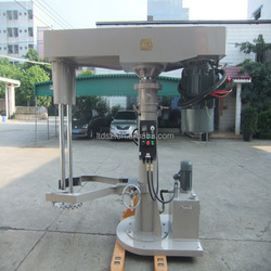 Professional Food/ Paint/Material Processing Machine Dispersion Premixer