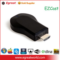 Egreat Ezcast dongle HDMI DLNA Miracast Airplay Device which share the streaming media to TV screen