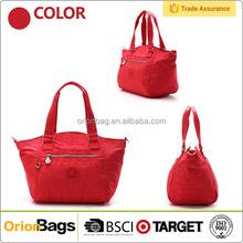 female bag singles waterproof washing fabric bags nylon shoulder bag