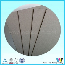 300 gsm grey paperboard paper cheap