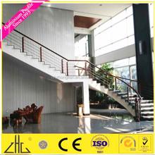 Fashionable cheap aluminum handrail accessories