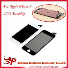 lcd lcd pantalla para el iphone 5