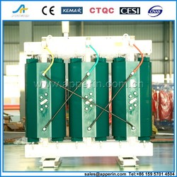 35KV Alibaba China Electrical Distribution Cast Resin Dry Type Transformer