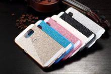 Luxury Flash Rhinestone Bling Diamond Hollow Case For Samsung Galaxy S4 S5 S6 Ultra Smooth Back Cover Fashion Phone Accessories