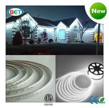 2015 CE ETL approved Daylight White 5050 waterproof ip65 rgb led light strip