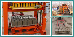 FOR family or small factory to do business! QTJ4-40 brick machine making/brick machine price