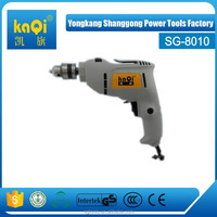 KaQi professional power tool electric drill with factory price 10mm drill machine