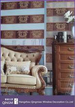 Luxury Polyester Office Window Europen Style Modern Rolling Blind