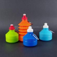 water filter bottle/foldable water bottles/Sport Bottle With Carabiner