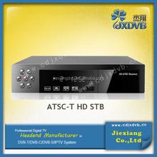 HD mini set top box receiver ATSC-T HD STB full hd 1080p
