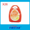 top grade discount pvc travel first aid kit from firstar