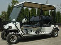 electric street legal electric car/street legal carts/electric golf cart/golf buggy,LSV, cheap, 4 seats, EEC approved,EG2048K