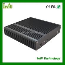 pure aluminum computer case with 170*170MM mini itx