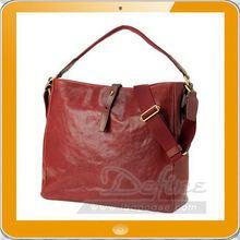 Pu tote bag cross body bag