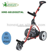 Electric Golf Carts with LCD Display (HME-601Digital)