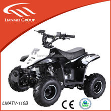 automatic mini sport quad bike for kids 90cc