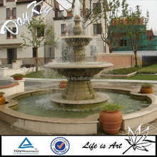 High quality stone fountain garden