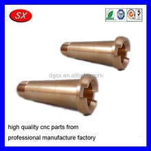brass copper stainless steel spindles precision machining service shop,cnc turning services