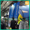 Durable feather banner and swooper banner and beach flag
