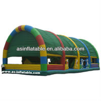 2012 Best Seller large inflatable fun city for sale