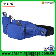 fashion navy blue hip belt bag