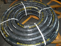 EPDM Rubber Flexible Fabric Braided Reinforced High Temperature Rubber Hose Pipe Supplier