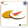 Promotional coaster 2015 New Arrival Cup Cork Coaster