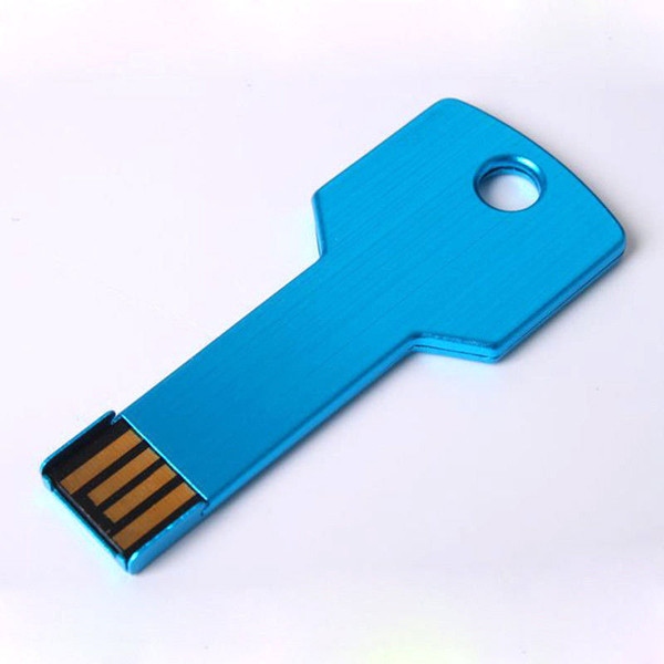 OEM customized logo key shape bulk 1gb usb flash drives