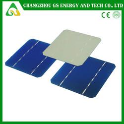 Hot sale 18% effocoency 2BB mono-crystalline solar cells for 40W solar panel