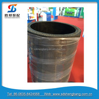 Factory provided schwing wearproof used concrete pump rubber hose