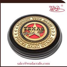 Metal custom poker chip