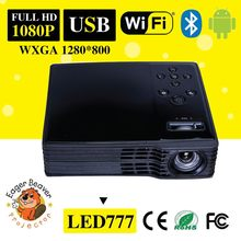 Wifi projector light hot selling trade assurance supply wifi projector low price wifi projector made in china