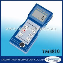 TM8810 Ultrasonic thickness gauge for steel, cast iron, aluminum