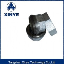 Rank first in China galvanized malleable iron pipe fittings,union