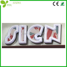 Attractive Outdoor 3D Vacuum Foam Board Letters