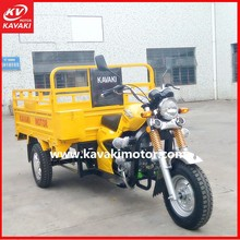 Electric Start Car Trike Motor Driving System Tricycle With Rear Differential Rear Axxle