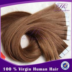wholesale beauty supply distributors 100% european hair tape hair extension