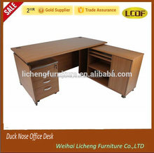 Modern Executive Two Sided Office Desk Table Design