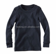Fashion O-Neck Long-sleeved Baby T shirts in Autumn