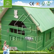 Hot sale professional wood dog kennel cheap