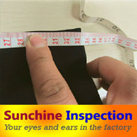 Garment Inspection Service / Textile and Apparel Inspection in China, Pakistan, Indonesia and India