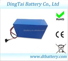 8S 24v 21ah LiFePo4/lithium ion Electric Bike Battery Pack