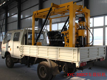 Easy operation and move big and flexible drilling machine made in China