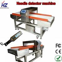 TOP technology Digital food metal detector with conveyor belt HZ-F500QD