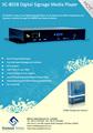 SC-8028 digital signage publicidad mini sd tarjeta de hdmi 1080p real full hd media player