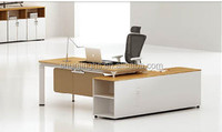 Modern Modular Stainless Steel Executive Office Desk, Comfortable Manager Office Table